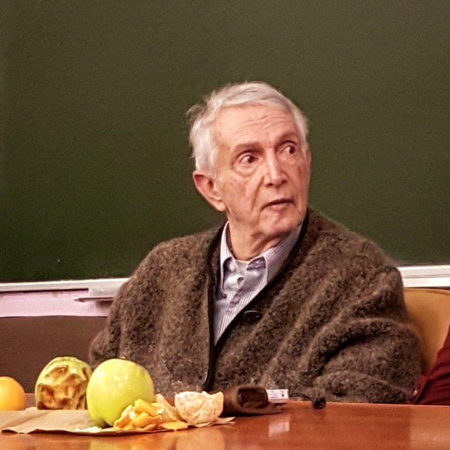 Лекция Гарольда Стерна